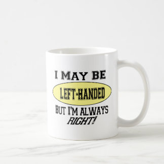 Lefthanded Coffee Mug