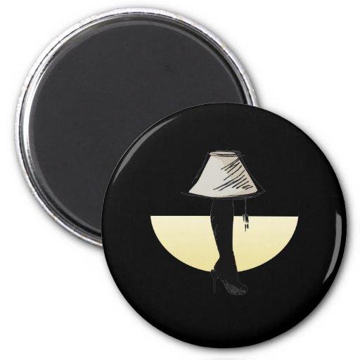 Leg lamp 2 magnet