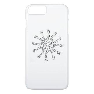 leg motif on iPhone case