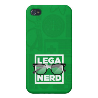Lega Nerd iPhone 4 Case