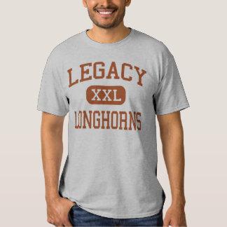 Legacy - Longhorns - High - North Las Vegas Nevada T-shirt