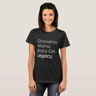 Legacy (Women's Tee) T-Shirt