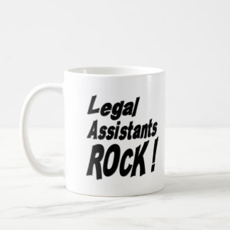 Legal Assistants Rock! Mug