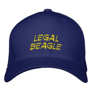 Legal Beagle Hat Baseball Cap