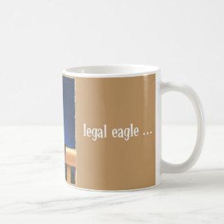 Legal eagle... mug