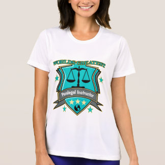 Legal World's Greatest Paralegal Instructor Tees