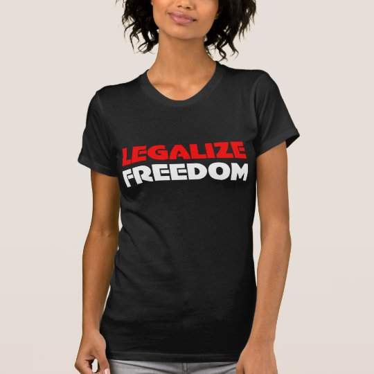 Legalise FreedomT-Shirt T-Shirt
