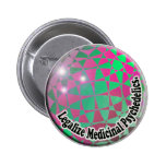 Legalise Medicinal Psychedelics  Button
