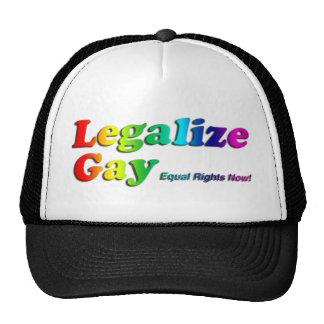 Legalize Gay Cap