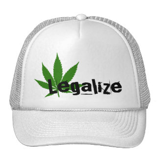 'Legalize' Hat