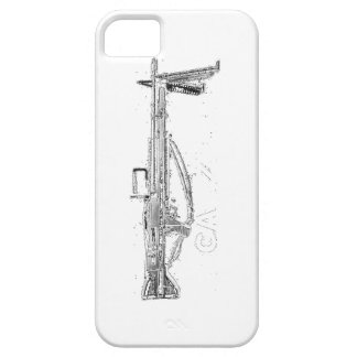 Legalize it: Machine Gun Barely There iPhone 5 Case
