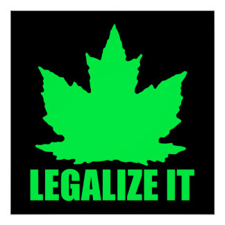 Legalize It Parody Poster