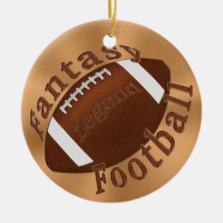 Legend Fantasy Football Ornaments
