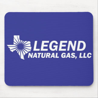Legend Natural Gas3 Mouse Mat