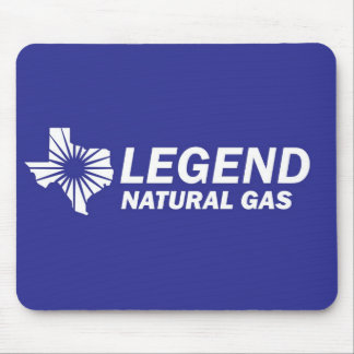 Legend Natural Gas 4 Mouse Mat