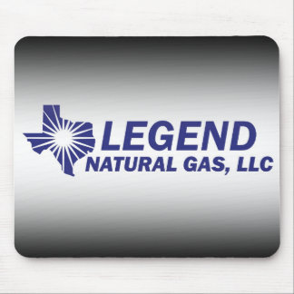 Legend Natural Gas Mouse Mat