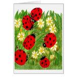Legend of the Ladybug Greeting Card
