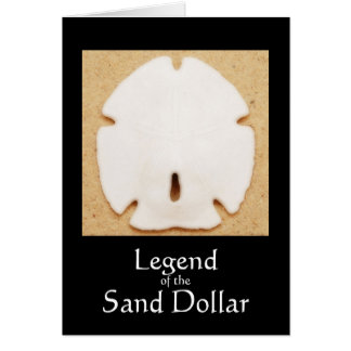 Legend of the Sand Dollar Card