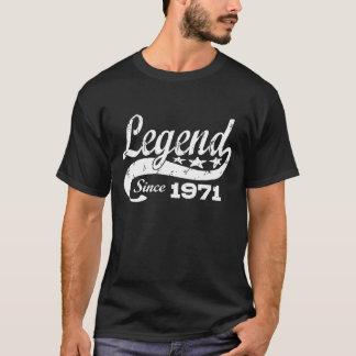 Legend Since 1971 T-Shirt