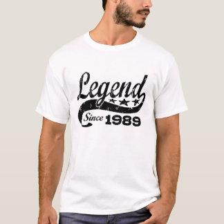 Legend Since 1989 T-Shirt