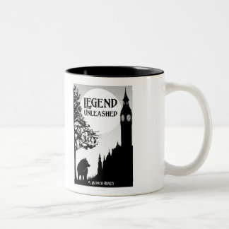 Legend Unleashed Two-Tone Coffee Mug
