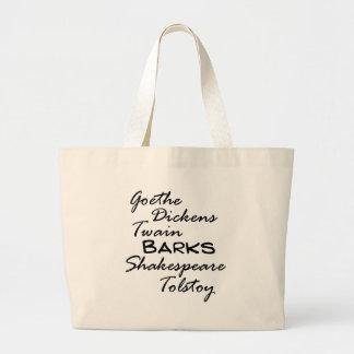 Legendary Authors Jumbo Tote Bag