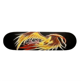 Legendary Bird Custom Skateboard