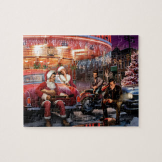 Legendary Christmas Jigsaw Puzzle