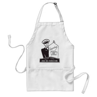 Legendary Cleaners Standard Apron