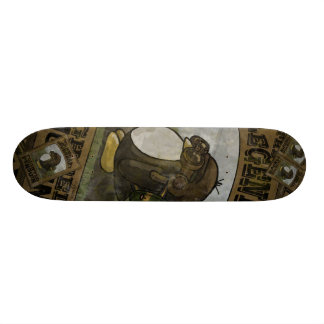 Legendary Flight Penguin 21.6 Cm Skateboard Deck