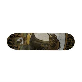 Legendary Flighted Penguin 21.6 Cm Old School Skateboard Deck