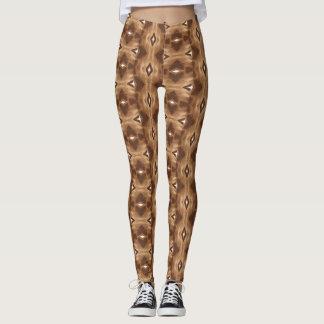 Legging Pattern Giraffe