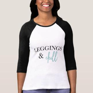 Leggings & Chill T-Shirt