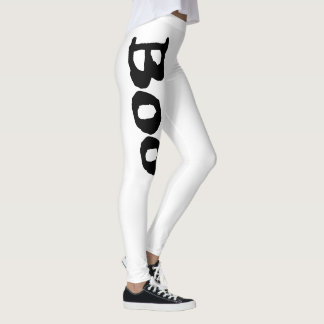 leggings for the paranormal ghost hunting girl Boo