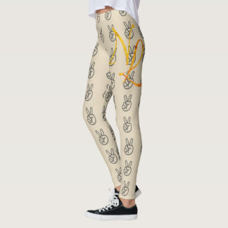 Leggings NL PEACE