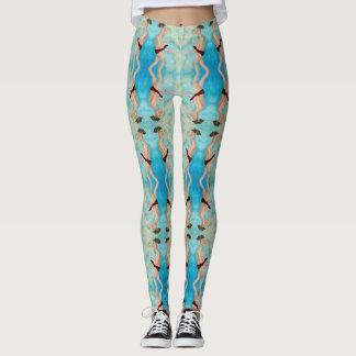 Leggings original design by Danuta Tomzynski