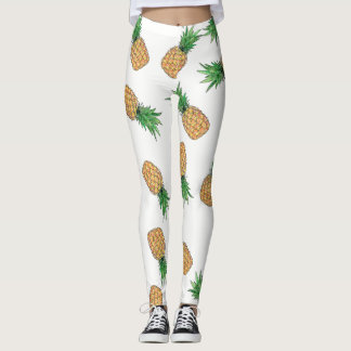Leggings Pineapple