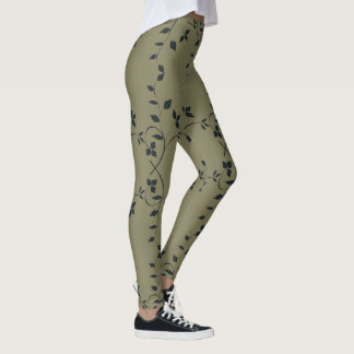 Leggings trendy stylish colorful needy