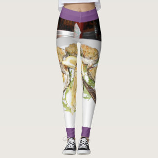 Leggins And Clams Leggings