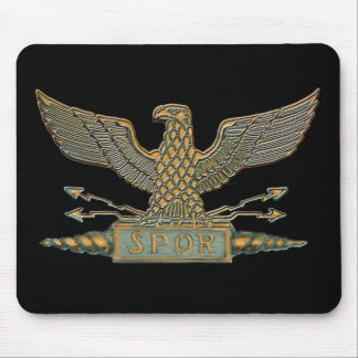 Legion Eagle Copper Mouse Pad