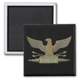 Legion Eagle Copper Square Magnet