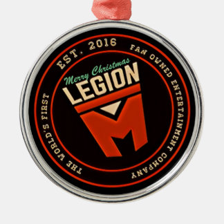 Legion M Christmas Ornament 2016