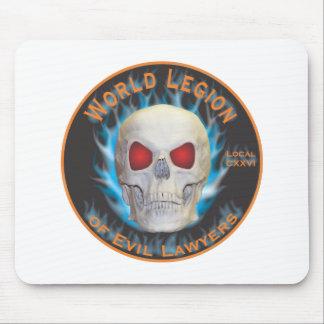 Legion of Evil Lawyers Mousepad