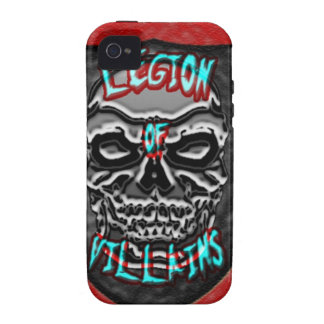 Legion of Villains Vibe iPhone 4 Case