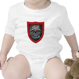 Legion of Villains Baby Bodysuit