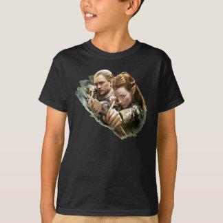 LEGOLAS GREENLEAF™ and TAURIEL™ Graphic T-Shirt