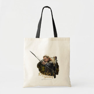 LEGOLAS GREENLEAF™ Drawing Bow Graphic Tote Bag