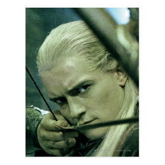 LEGOLAS GREENLEAF™ Drawing Bow Postcard