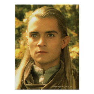 LEGOLAS GREENLEAF™ Golden Glow Poster