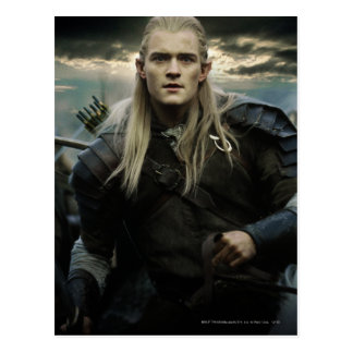 LEGOLAS GREENLEAF™  In Battle Postcard